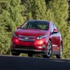 Puzzles Red Chevrolet Volt