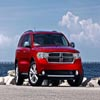 Puzzles Red Dodge Durango