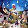 Puzzles Charming American Villages