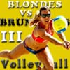 Blondes VS Brunettes3 Volleyball