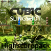 Cubic Slingshot  20 Level  Highscore Gam