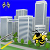 Bee Race in the City