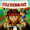 Cycle Rickshaw Race